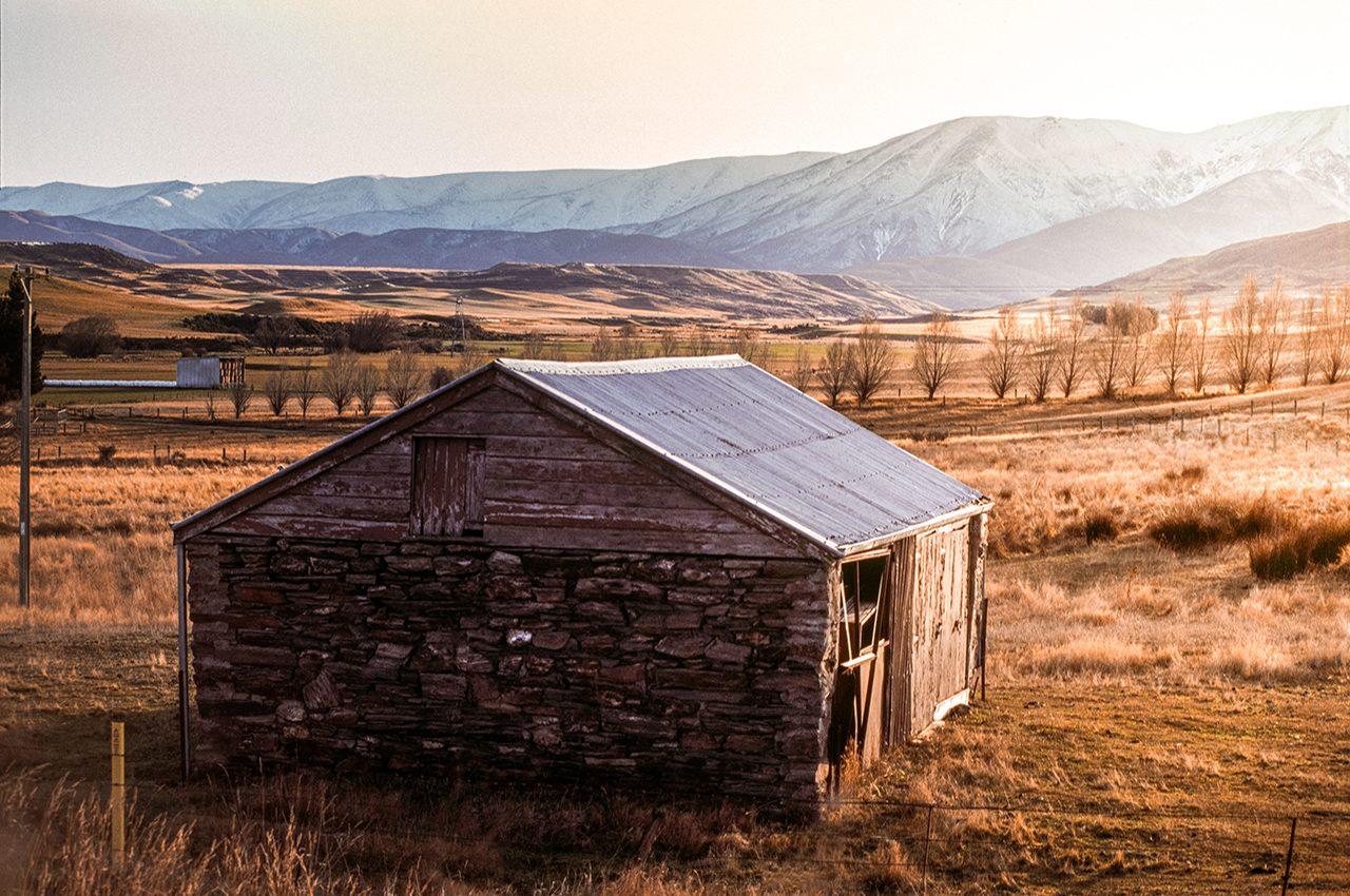 Laws Road Barn